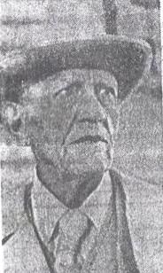 Former office boy Alonzo Mann in 1982