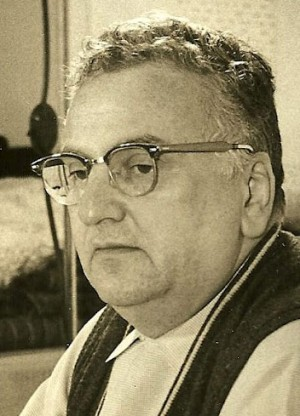 Jewish writer Harry Golden