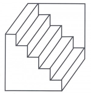 Staircase Illusion