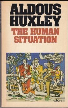 The Human Situation Cover