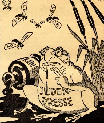 Jew Toad