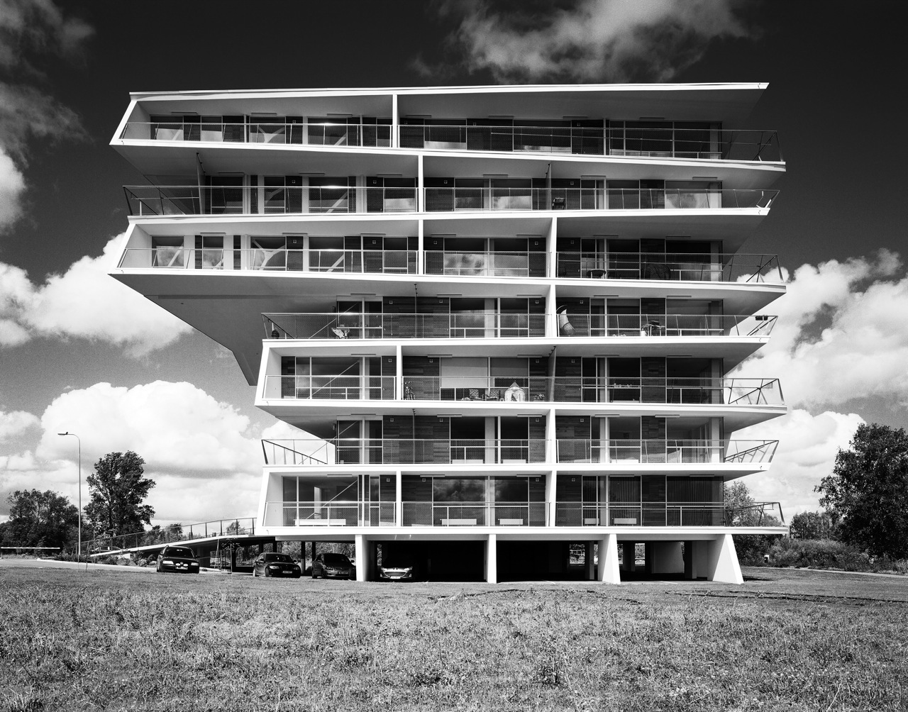 Le corbusier shown to be a hitler sympathizer national for Projects house