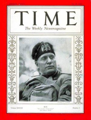 Mussolini Time 1