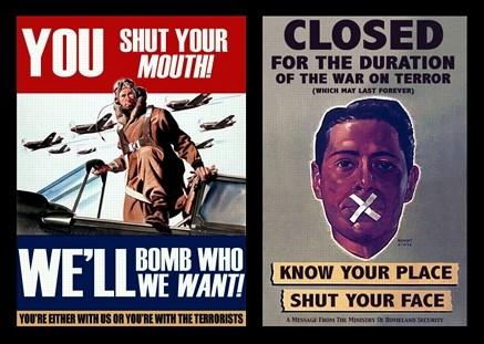 essays on war on terror