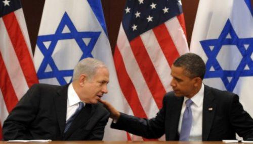 Netanyahu & Obama