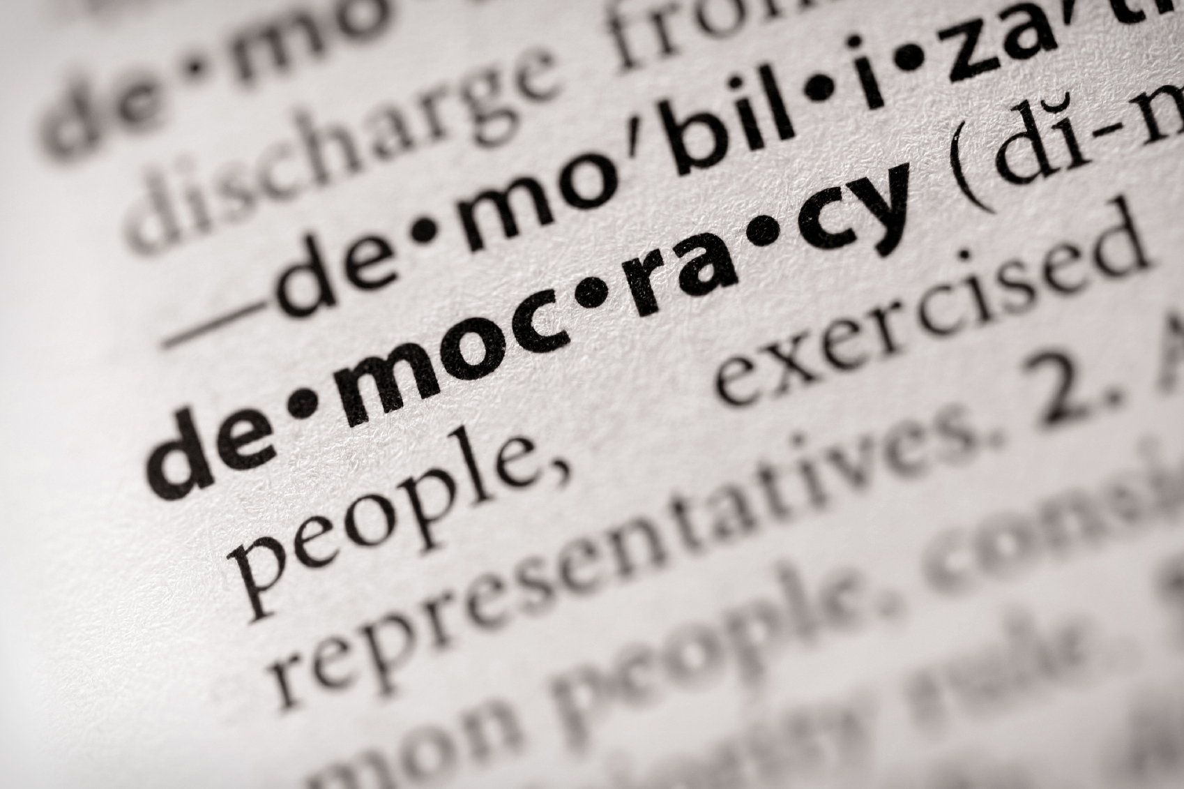 essay on paradoxes of democracy