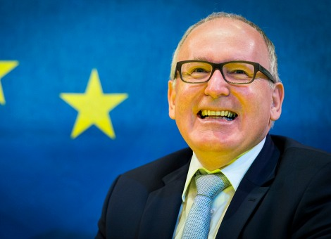 Image result for Frans Timmermans