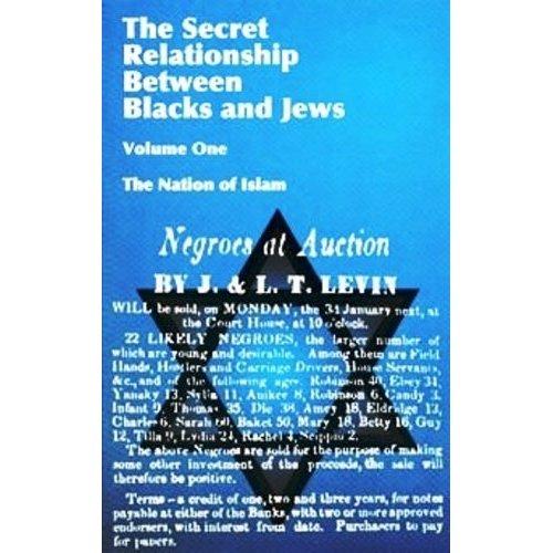 secret relationship of blacks and jews