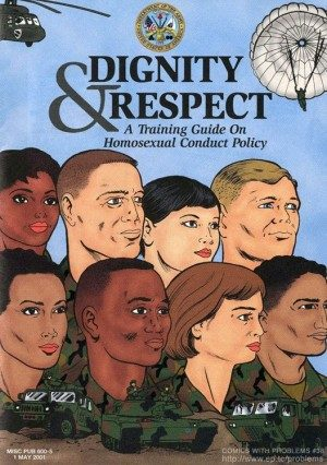 DIGNITY-RESPECT-2001-U.S.-Army-guide-on-homosexual-conduct-300x426