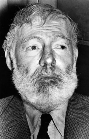 Ernest Hemingway, later years
