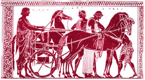 chariot-horses