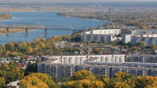 Novosibirsk, the third most populous city in Russia