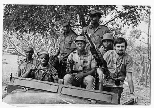 Biafra-Nigeria conflict
