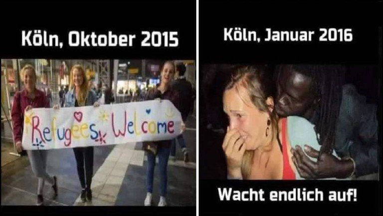 Image result for germany muslim rape crisis