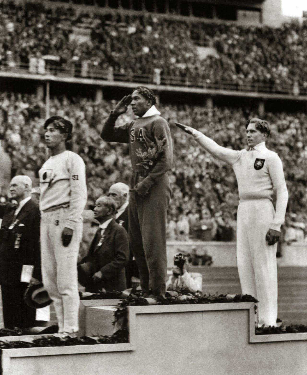 Berlin Olympics 1936 | National Vanguard