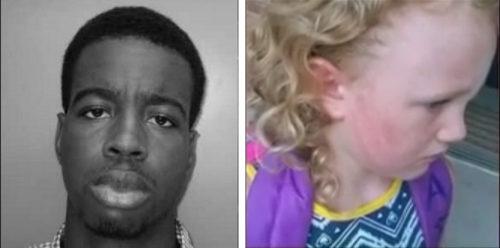 Jazmyn Peters and Negro Attacker