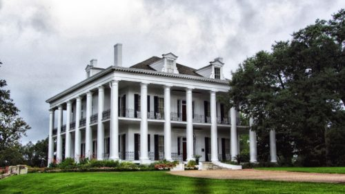 Dunleith Plantation in Mississippi, today an historic inn.