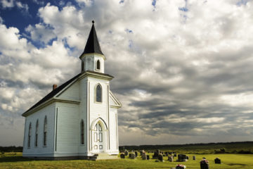 istock-church-by-cemetary