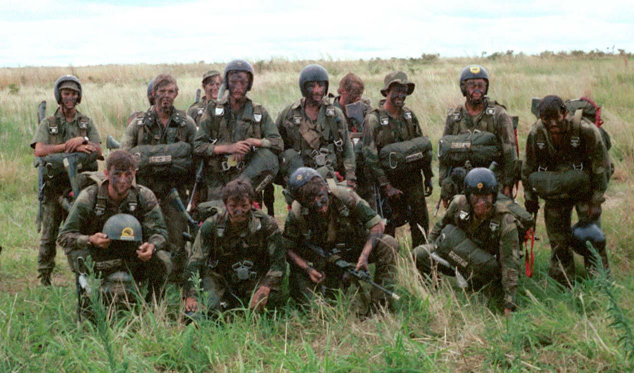Rhodesian army