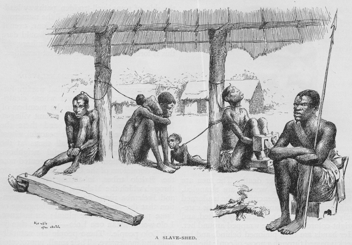 slave traders The origins of the trans-atlantic slave trade, from portuguese exploration and trade through to shipment to various early sugar plantations.