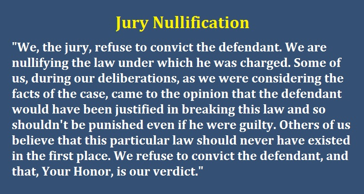 race based jury nullification 2 essay Free essays available online are good but they will not follow the guidelines of your particular writing assignment if you need a custom term paper on law: jury nullification and its effects on black america, you can hire a professional writer here to write you a high quality authentic essay.