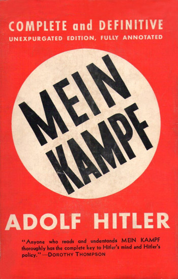 Image result for mein kampf in english