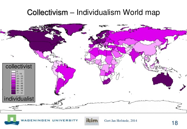 how individualism and collectivism shapes a nations culture