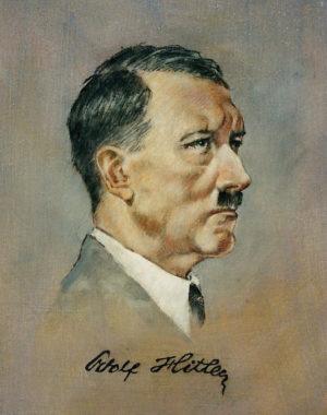 Adolf-Hitler-by-William-White-Williams