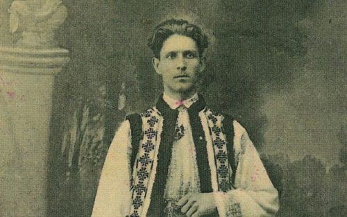 Corneliu Codreanu of the Legion of the Archangel Michael (Iron Guard)