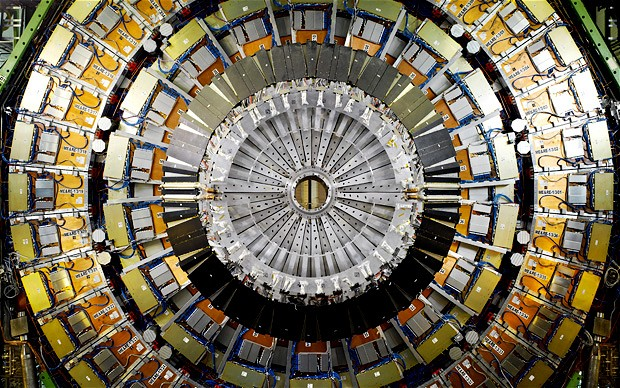 "Researchers at CERN break ""The Speed of Light"""