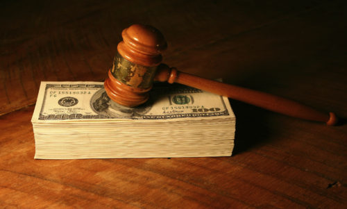 Gavel-on-Money