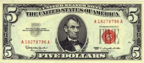 Kennedy's United States Note