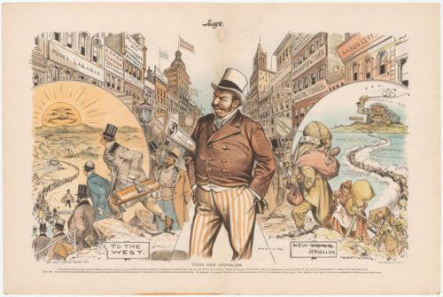 Their New Jerusalem, 1892