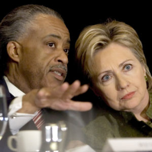 sharpton-clinton