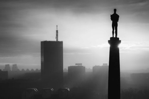 the_victor_Belgrade