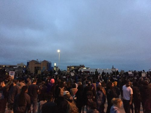 Interstate 880 closed by Black Lives Matter mob