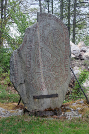 The Odendisa Runestone