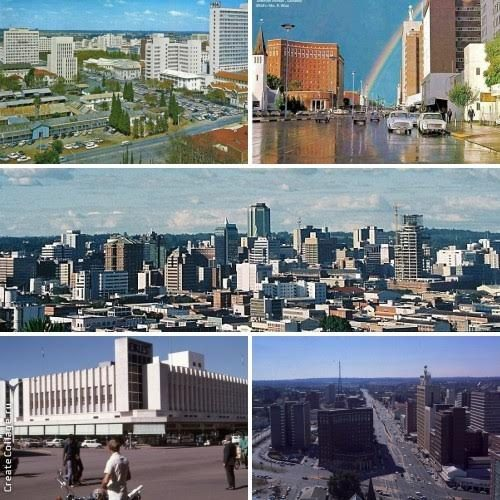 Salisbury, Rhodesia before being the bank's real estate