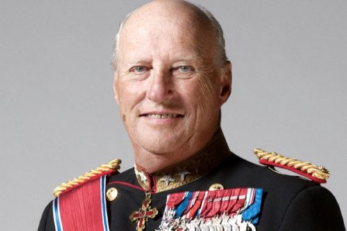 harald-king-of-norway