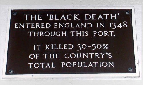 the-black-death-plaque