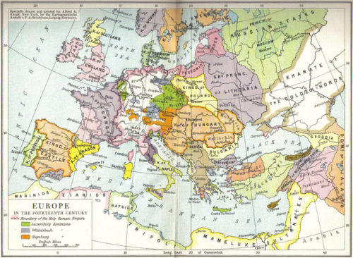 europe-in-the-14th-century