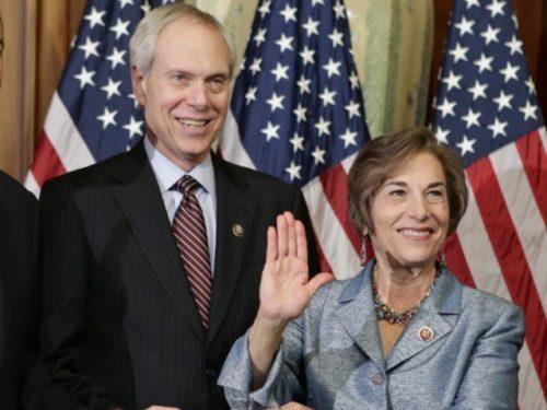 Robert Creamer and his wife, Rep. Jan Schakowsky