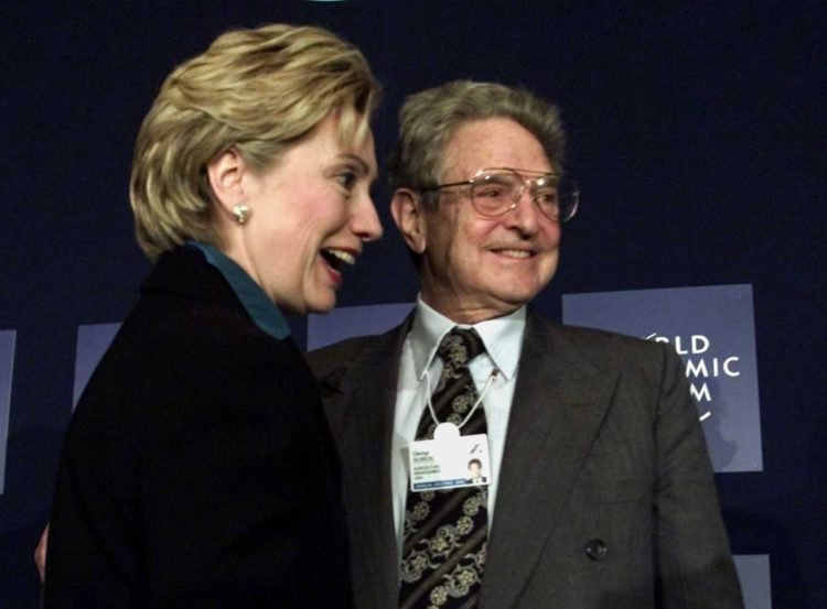 Soros (and the War Hag)