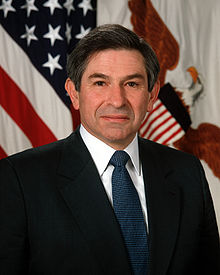 Ugly Zionist Jew and Key Warmonger Paul Wolfowitz