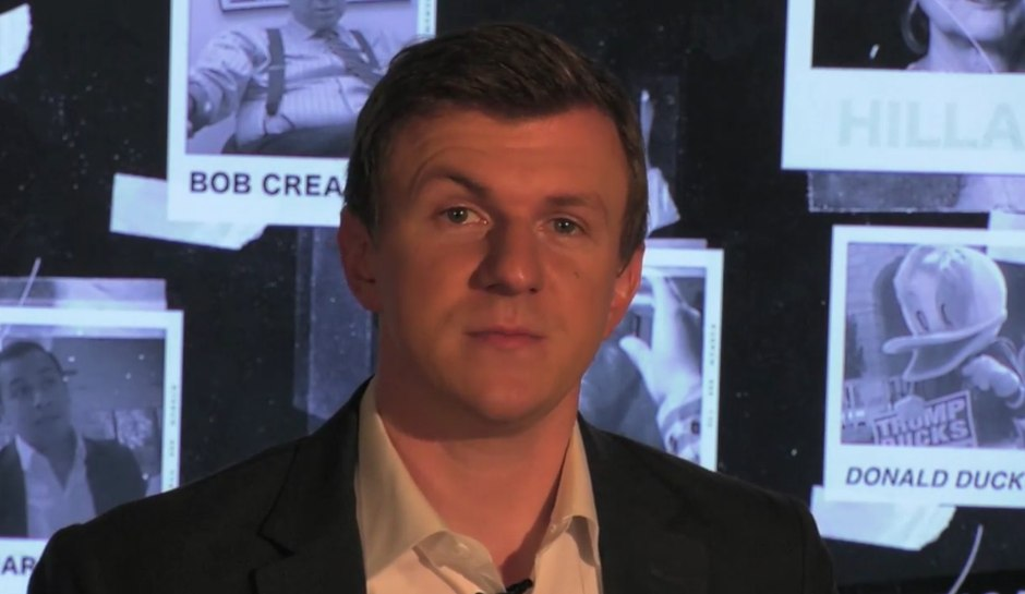 """james o keefe project veritas Conservative """"journalist and writer"""" james o'keefe runs project veritas, a nonprofit that claims to """"investigate and expose corruption, dishonesty, self-dealing, waste, fraud, and other."""