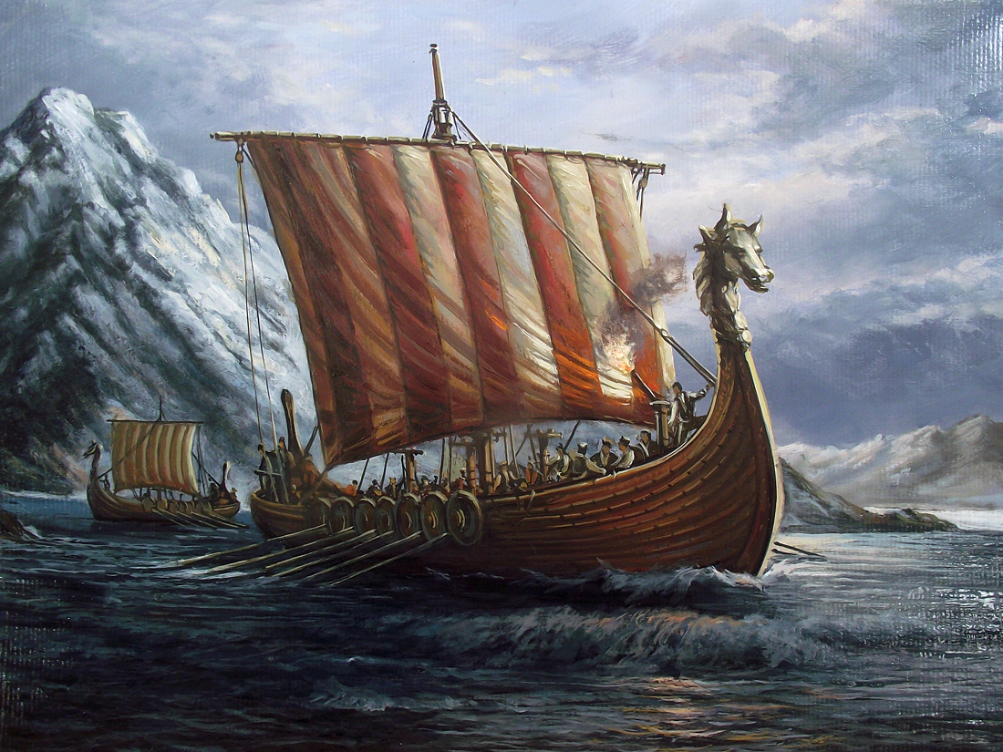 Viking Grievances | National Vanguard