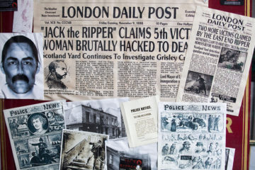 jack the ripper essay outline An 'armchair historian' claims to have identified jack the ripper as a 23-year-old polish immigrant named aaron kosminski here, clive emsley and alex werner reveal the life and times of the victorian murderer, and tell you everything you need to know about the yet unsolved murder cases this article.