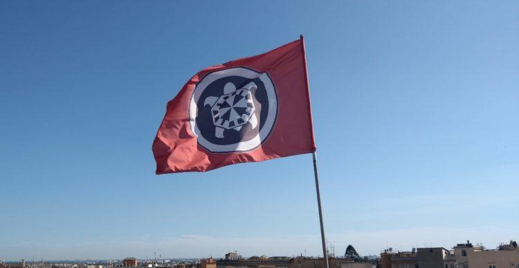 Sardinia's Flag: Four Beheaded Non-Whites | National Vanguard
