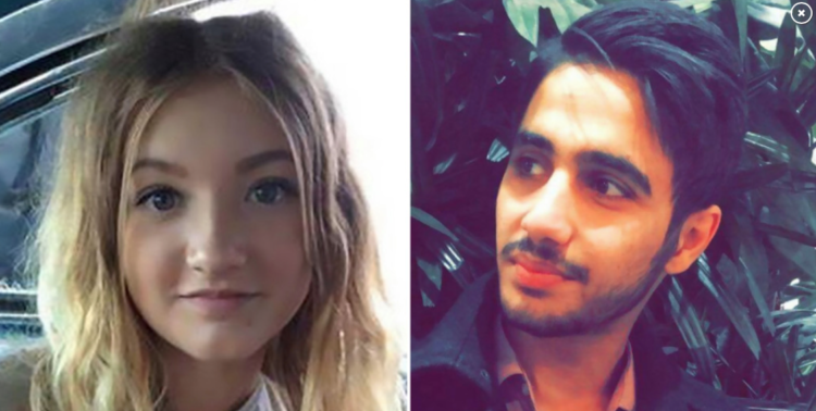 Is this the 'New Normal'? Swedish Girl Decapitated by 23-Year-Old Iraqi Ex-Boyfriend Wilma-Andersson-left-and-her-ex-boyfriend-Tishko-Shabaz-750x378